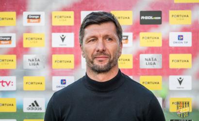 Tlačová konferencia po zápase Trenčín-DAC (1:1)