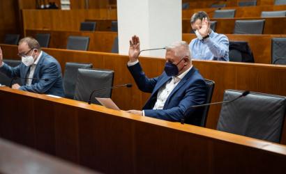Z Centrálneho krízového fondu budú podporené preventívne opatrenia, schválená bola adresná pomoc obci Potônske Lúky