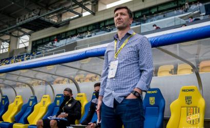 Video: Antal Németh pred zápasom DAC-Trnava