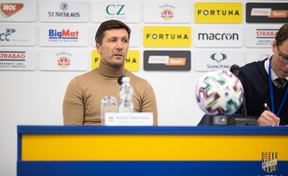 Tlačová konferencia po zápase DAC-Trnava (2:0)