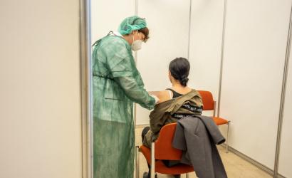 Župa cez víkend prekročila hranicu 109 tisíc zaočkovaných