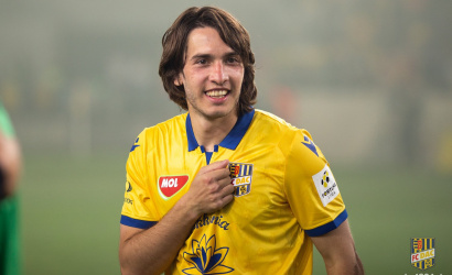 Andrija Balić: Prvýkrát hlavou
