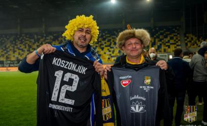 DAC po poslednom zápase sezóny pozdravil verných fanúšikov