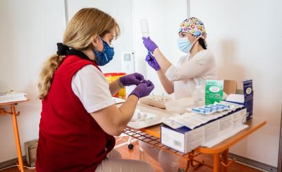 Župa zaočkovala ďalších takmer 7.500 ľudí, začala podávať aj vakcínu Pfizer