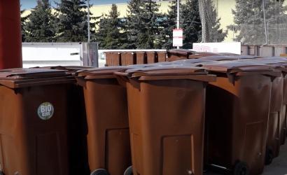 Ešte ste nedostali hnedý kontajner na zelený odpad? Tu sa môžete nahlásiť!