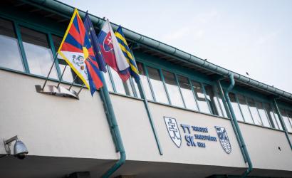 """Trnavská župa sa opäť zapojila do kampane """"Vlajka pre Tibet"""""""