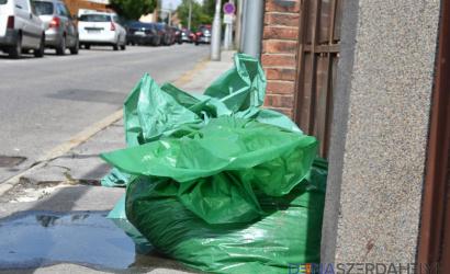 Rodinné domy dostanú smetné kontajnery namiesto zelených vriec
