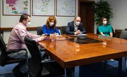 Župan predstavil primátorom očkovaciu stratégiu