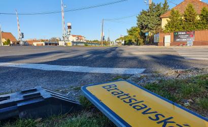 Dnešným dňom začína rekonštrukcia Železničnej ulice