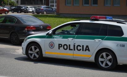 Skrátené otváracie hodiny v utorok na polícii v Dunajskej Strede