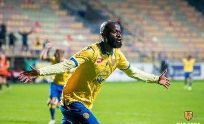 Didier Lamkel Zé: Teší ma, že som pomohol mužstvu