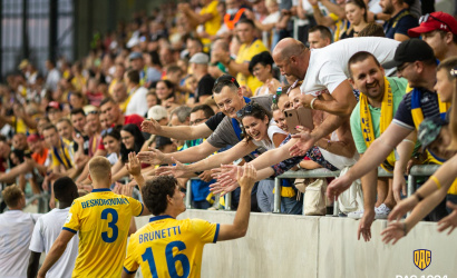 DAC-Slovan (1:1) official aftermovie