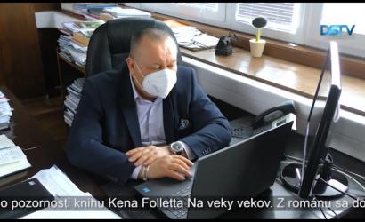 Embedded thumbnail for Ľudovít Kulcsár o boji s koronavírusom