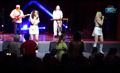 Embedded thumbnail for V Dunajskej Strede zazneli šlágre skupiny ABBA