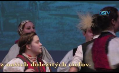 Embedded thumbnail for Žitnoostrovský galavečer aj s hosťom zo Sopronu
