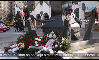 Embedded thumbnail for Maďarský národný sviatok v tieni koronavírusu