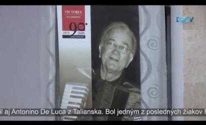 Embedded thumbnail for V našom meste opäť znela umelecká akordeónová hudba