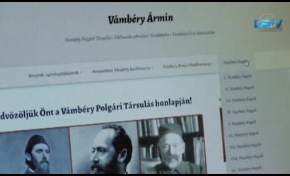 Embedded thumbnail for Webová stránka Občianskeho združenia Vámbéryho je obnovená