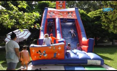 Embedded thumbnail for MsKS oslávilo Deň detí a Deň otcov spoločným podujatím