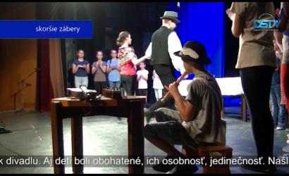 Embedded thumbnail for Divadelný súbor Fókusz oslavuje 50. výročie svojho vzniku mimoriadnym spôsobom