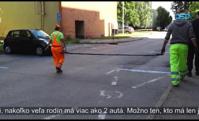Embedded thumbnail for Nadobudol platnosť rezidentný parkovací systém