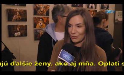 Embedded thumbnail for Renata Horváthová zvečnila 29 žien rôzneho veku a povolania