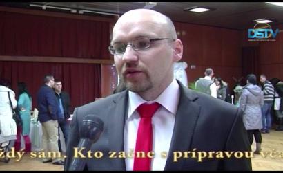 Embedded thumbnail for Čarovná svadba v Dunajskej Strede
