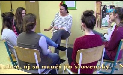 Embedded thumbnail for O vyučovaní slovenského jazyka v maďarskom školstve