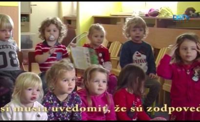 Embedded thumbnail for Žiarivý úsmev našich detí v materských školách