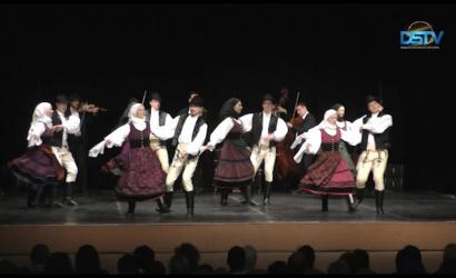 Embedded thumbnail for Tentokrát sa do popredia dostáva klasická hudba a ľudový tanec
