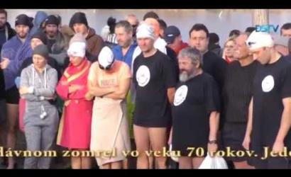 Embedded thumbnail for Otužilci sa kúpali v studenej vode