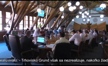 Embedded thumbnail for Dňa 29. júna opäť zasadalo Mestské zastupiteľstvo