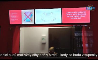 Embedded thumbnail for Mestské kultúrne stredisko spustilo predaj vstupeniek online