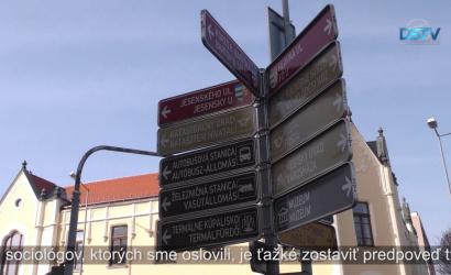Embedded thumbnail for Na Slovensku prebieha sčítanie obyvateľov