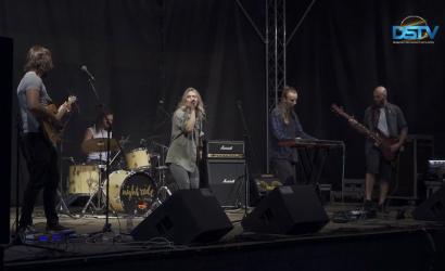 Embedded thumbnail for Dunajskostredské leto pokračovalo koncertom miestnych hudobných skupín