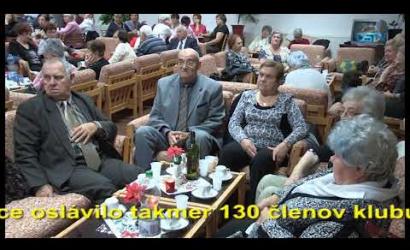 Embedded thumbnail for Vianočná pohoda na stretnutiach dôchodcov