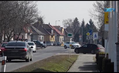 Embedded thumbnail for Od 1. marca sa začne výstavba kruhového objazdu v Malom Blahove