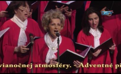Embedded thumbnail for Zbor svätého Juraja oslavoval jubilejným koncertom