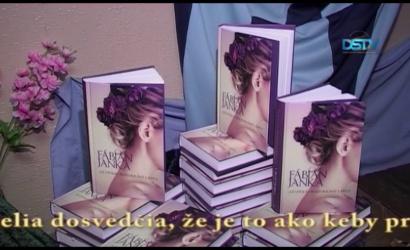 Embedded thumbnail for V MsKS predstavili knihu spisovateľky Janky Fábián