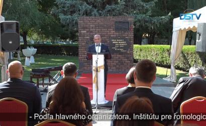 Embedded thumbnail for Spomienková slávnosť v medzinárodný pamätný deň rómskeho holokaustu