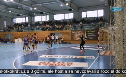Embedded thumbnail for Hádzanárky odštartovali sezónu 2021/2022 dvoma víťazstvami