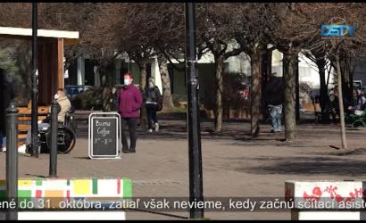 Embedded thumbnail for Mestský úrad je pripravený na sčítanie ľudu; polícia upozorňuje na možné podvody