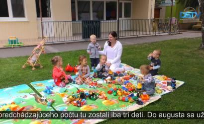 Embedded thumbnail for Mestské jasle ponúkajú novú príležitosť pre rodičov