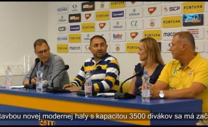 Embedded thumbnail for Hádzanársky klub chce získať dva ligové tituly