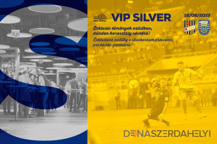 VIP Silver menu na zápase DAC-Michalovce