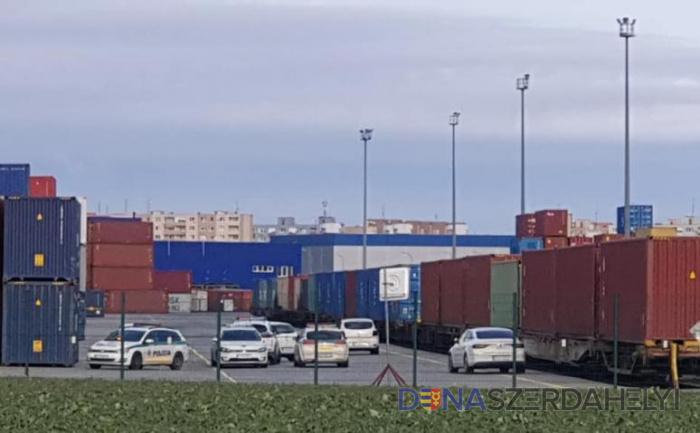 Nález migrantov v nákladnom kontajneri