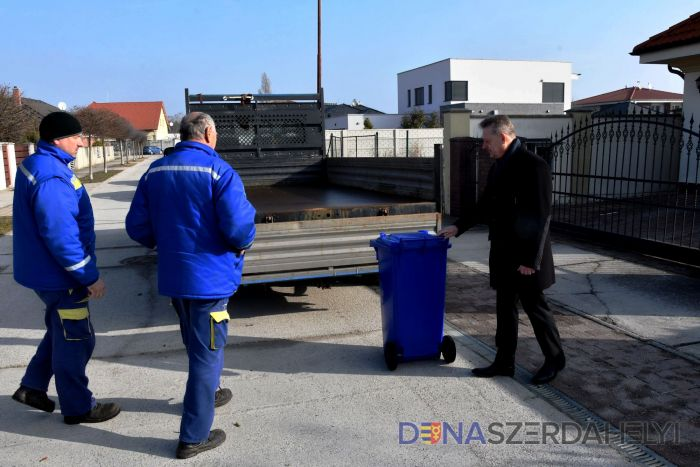 Samospráva sa snaží o čo najväčšie separovanie odpadu