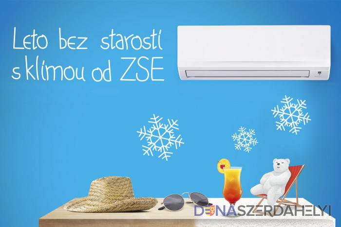 Bezstarostná klimatizácia len za 35 € mesačne a s doživotným servisom