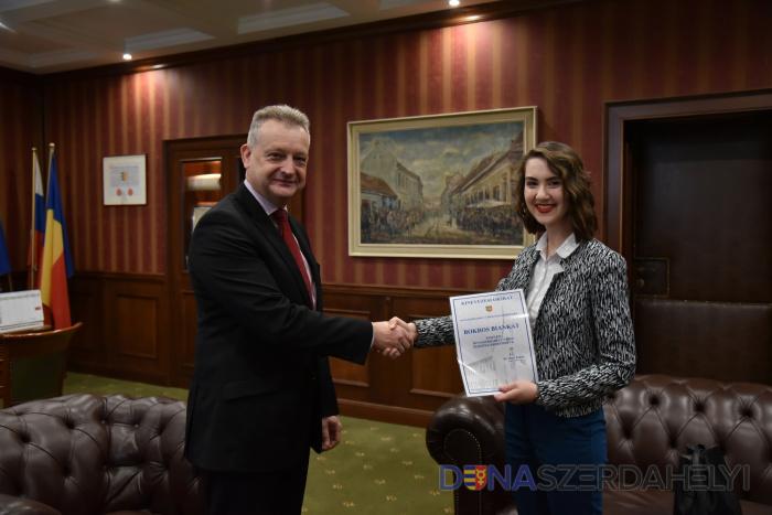 Nová študentská primátorka prevzala menovanie