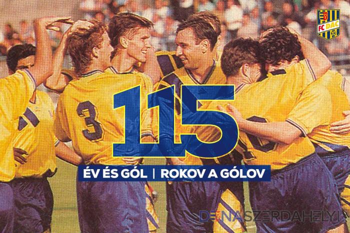1904-2019: 115 rokov, 115 gólov (IX)